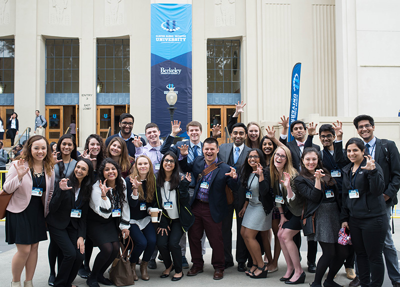 25 Northwestern Students Accepted To Clinton Global Initiative