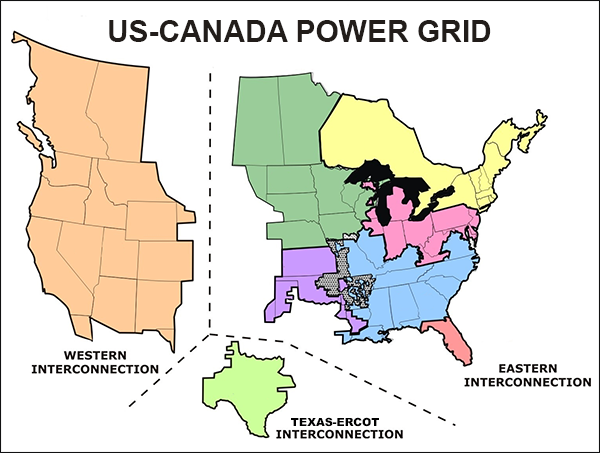 Mapping the Vulnerability and Strength of the Power Grid ...