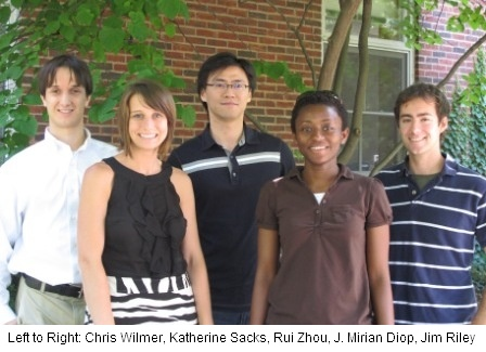 Cluster Fellows 2010-2011