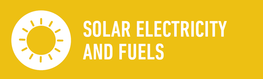 Solar Electricity and Fuels